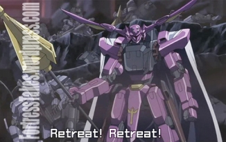 Code Geass may start a new unexpected trend of putting capes on mechs.