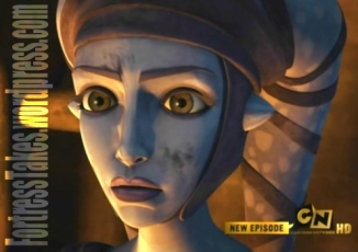 Jedi Aayla got dirty in this Clone Wars episode.