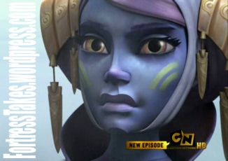"The young ambassador from the Clone Wars ""Trespass"" episode was cute."