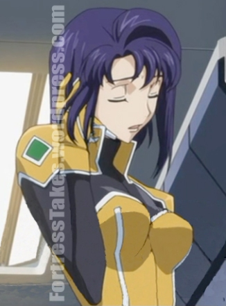 Cecile from Code Geass.  The understated lady-like template.