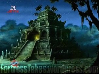 Huntik_painted_background_temple_ruins_2