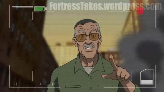 One person who would get those references is Stan Lee. He voiced Stan the Janitor.