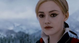 Dakota Fanning as Jane? You're in this movie? I think she has one line. Nice Yu-Gi-Oh! make-up by the way.