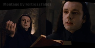Featuring the goofy expressions of Michael Sheen's Aro; volume one!